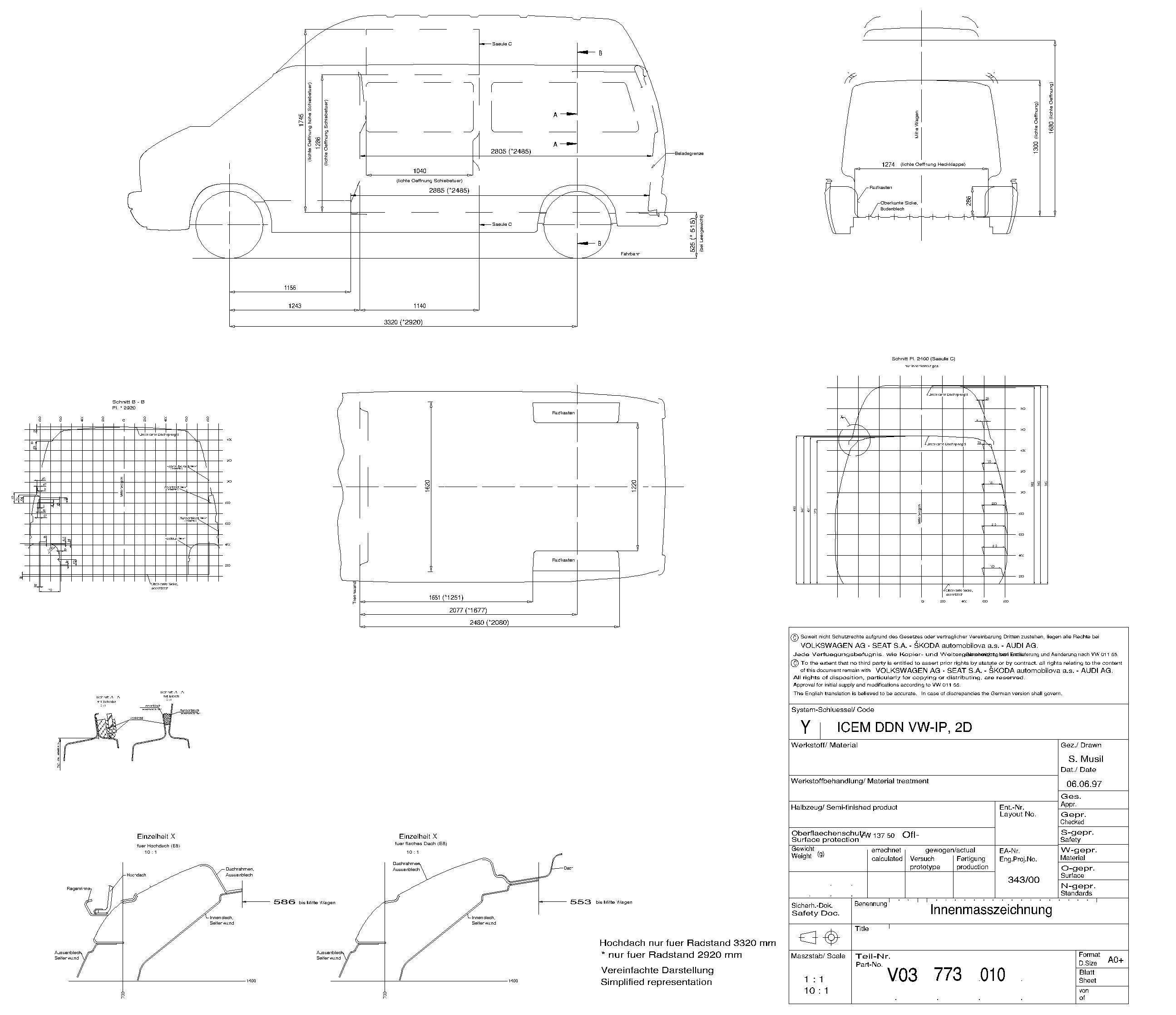 Mercedes sprinter lwb floor plan floor matttroy for Mercedes plan